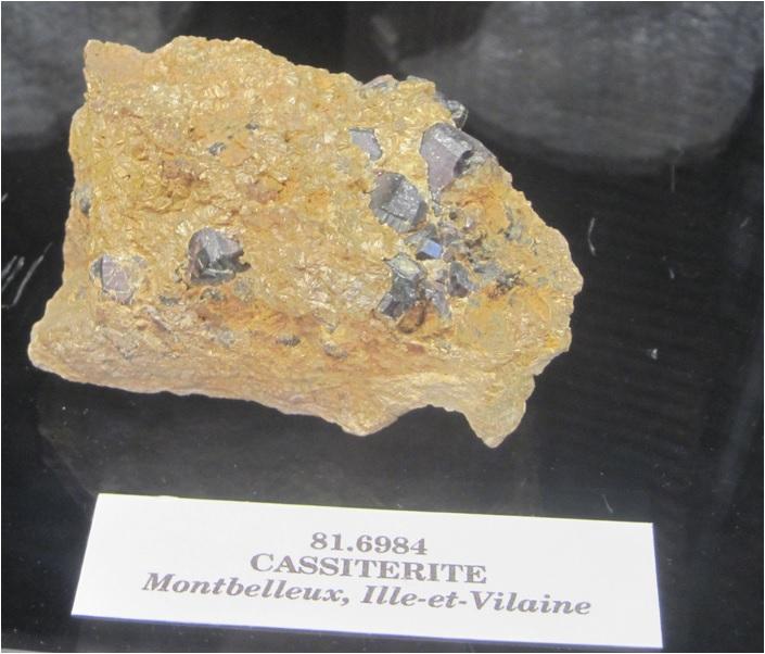 Cassiterite montbelleux rennes beaulieu 1
