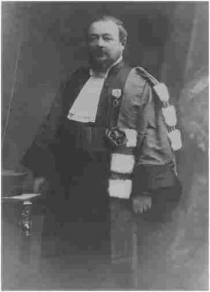 Professeur Fernand Kerforne