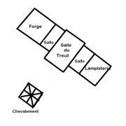 Le carreau detail plan selon ign