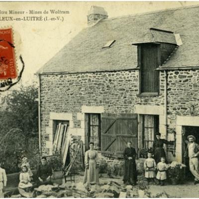 Maison du maitre mineur