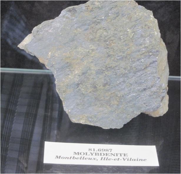 Molybdenite montbelleux rennes beaulieu 1