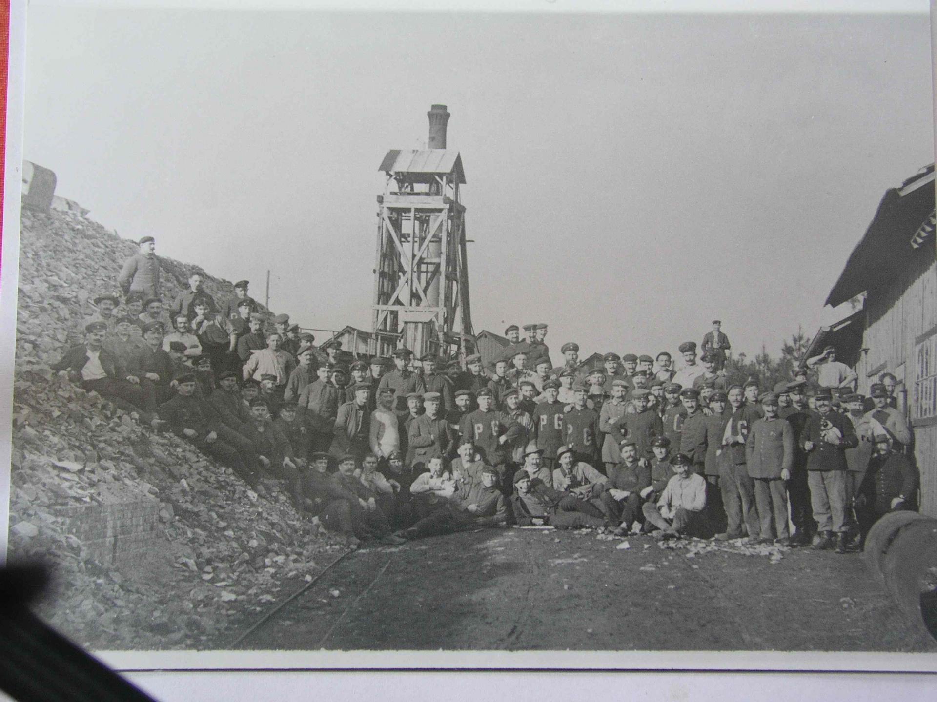 Ouvriers et prisonniers de guerre 1
