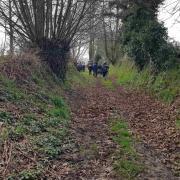 Sentier pietonnier des chouans