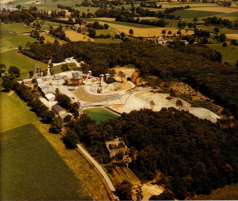 Vue panoramique en 1981